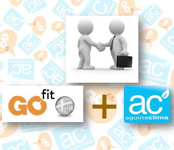 Colaboración con GoFit